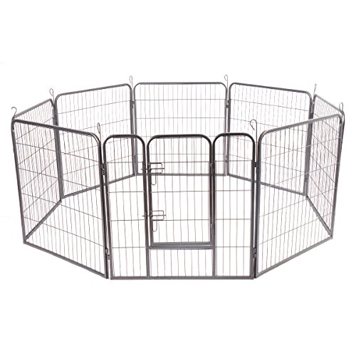 Giantex Panel Playpen Exercise Kennel product image