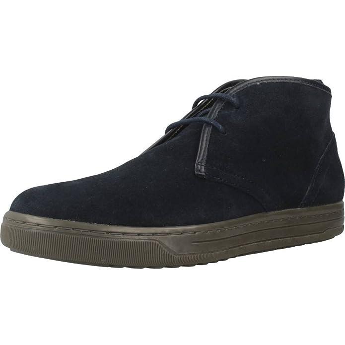 Geox Uomo Ricky C, Sneakers Hautes Homme: