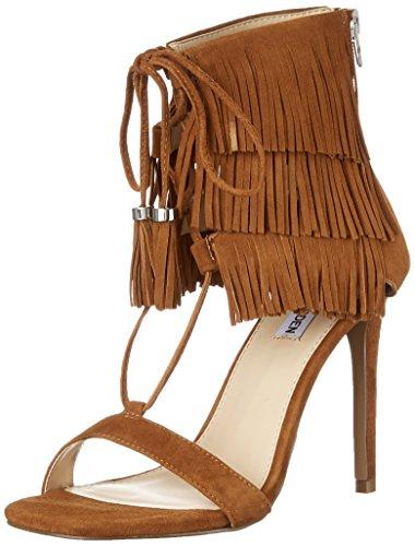 Steve Madden Shay Dress Sandal Chestnut Suede