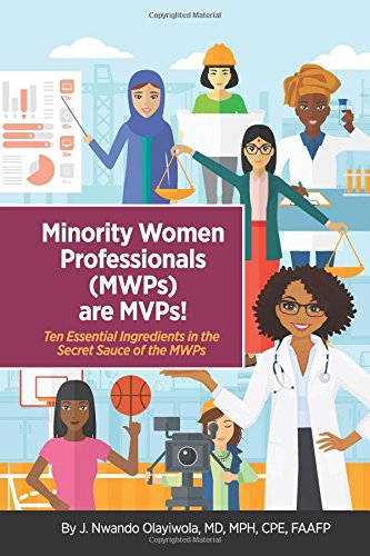 Read Online Minority Women Professionals (MWPs) are MVPs!: Ten Essential Ingredients in the Secret Sauce of the MWPs PDF