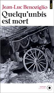 Quelqu'un bis est mort : roman, Benoziglio, Jean-Luc