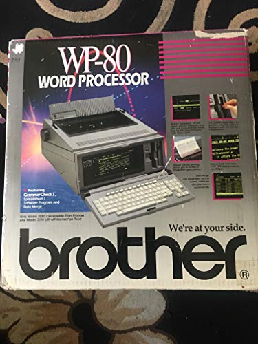 Brother WP-80 Word Processor