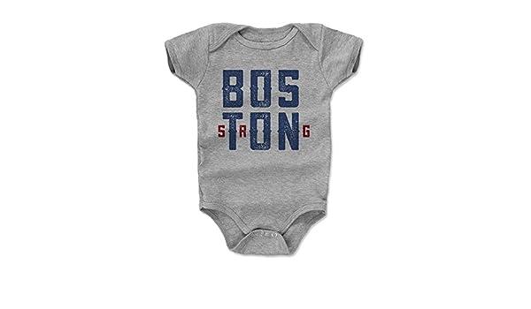 9778fe0fc Amazon.com  500 LEVEL Boston Baby Clothes   Onesie (3-6