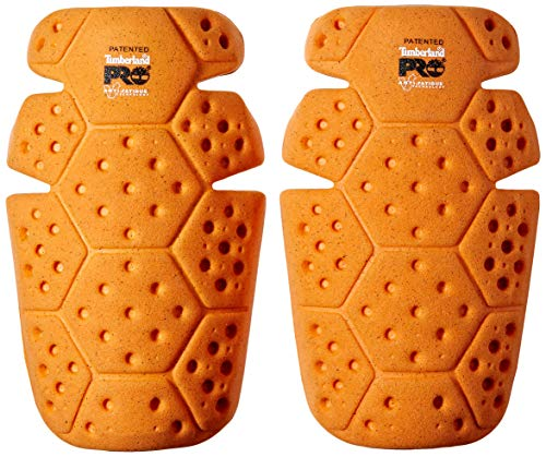 Pants Knee Pads - Timberland PRO Men's Anti-Fatigue Technology Knee Pad Inserts, Orange, One Size Fits All