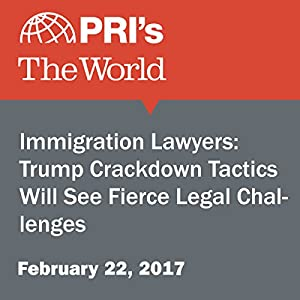 Immigration Lawyers: Trump Crackdown Tactics Will See Fierce Legal Challenges