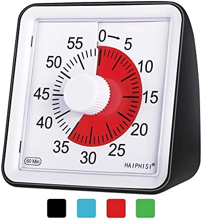 Timer Classroom Countdown Management Teaching Ticking%EF%BC%88Black%EF%BC%89 product image