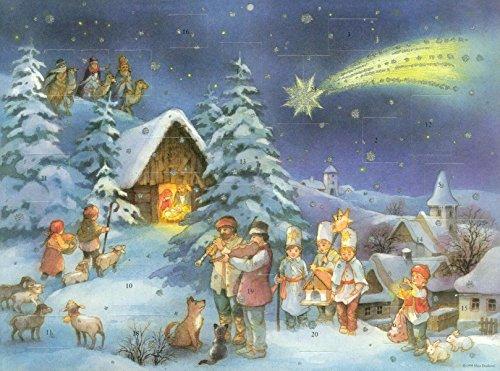 Night Advent Calendar - Holy Night Advent Calendar