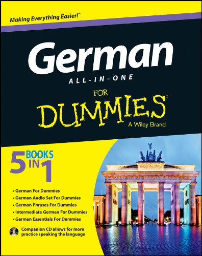 German All-in-One For Dummies, with ()