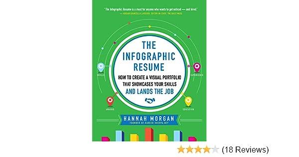 Amazon The Infographic Resume How To Create A Visual Portfolio