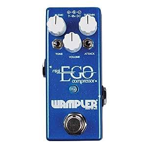 wampler mini ego compressor guitar effects pedal musical instruments. Black Bedroom Furniture Sets. Home Design Ideas