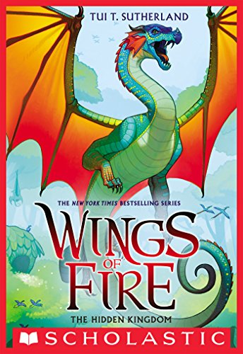 (Wings of Fire Book Three: The Hidden Kingdom)