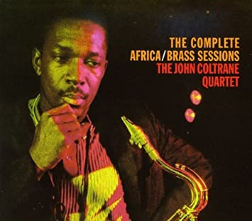 Image result for complete coltrane african brass