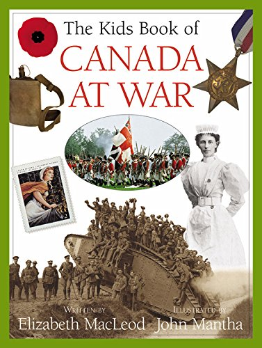 The Kids Book of Canada at War PDF