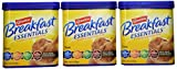 Carnation Breakfast Essentials Complete Nutritional Drink, Powdered, Rich Milk Chocolate, 17.7 oz (Pack of 3)