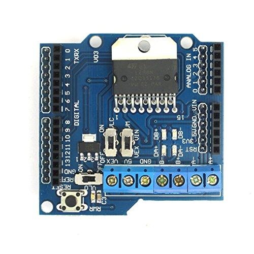 arduino motor shield v3 - 8