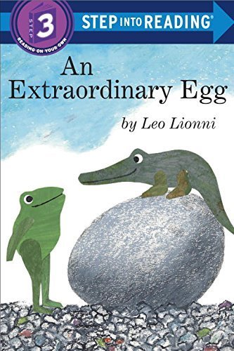 An Extraordinary Egg (Step into Reading) by Leo Lionni (2015-07-14)