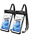 Mpow-Waterproof-Phone-Pouch-Full-Transparency-IPX8-Waterproof-Case-with-Adjustable-Lanyard-Universal-Dry-Bag-C