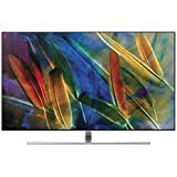 "Smart TV QLED 55"" Samsung QN55Q7FAM 4K Ultra HD, Wi-Fi, USB, HDMI"