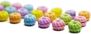 1shopforyou 21 Psc French Macaroon Recipe 2 Dollhouse Miniatures Food Kitchen