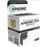 Kinesio Tex Gold FP Kinesiology Tape (Black 1 Roll)