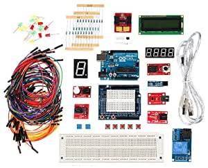 Geeetech Arduino Experimentation Kits1 for beginner with genuine arduino UNO R3 Board