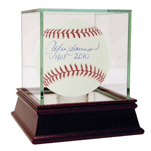 MLB Chicago Cubs Andre Dawson Signed Baseball with Hall of Fame 2010 Inscription Steiner Sports DAWSBAS000002