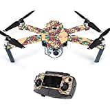 Skin For DJI Mavic – Grasshopper | MightySkins Protective, Durable, and Unique Vinyl Decal wrap cover | Easy To Apply, Remove, and Change Styles | Made in the USA