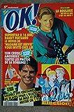 OK ! âge tendre 856 JUIN 1992 COVER DANNY PINTAURO MC SOLAAR