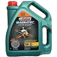 Castrol Engine Oil 5W30 Magnatec 4 Litter Gallon