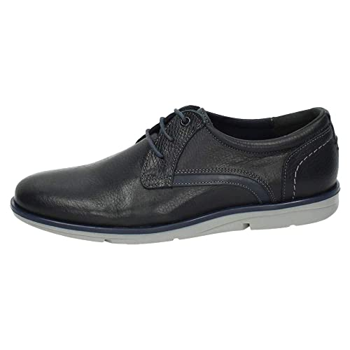 MADE IN SPAIN 36106 Zapatillas Casual Hombre Zapatos CORDÓN Marino 41: Amazon.es: Zapatos y complementos