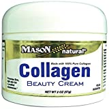 Mason Natural Vitamins Collagen Beauty Cream 100% Pure Collagen Pear Scent, 2 Fluid Ounce