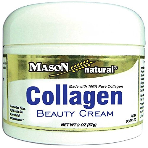 mason-natural-vitamins-collagen-beauty-cream-100-pure-collagen-pear-scent-2-fluid-ounce