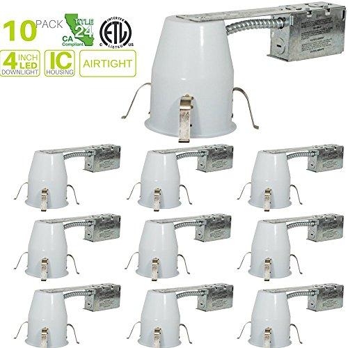 Led Pot Light Housing - 8