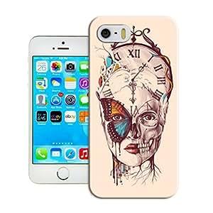 LarryToliver Cool Design iphone 5/5s Customizable Illustration art Case Cover for Best Gift for Men