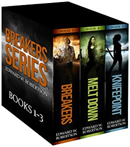 The Breakers Series: Books 1-3 by [Robertson, Edward W.]