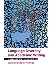 Language Diversity and Academic Writing: A Bedford Spotlight Reader
