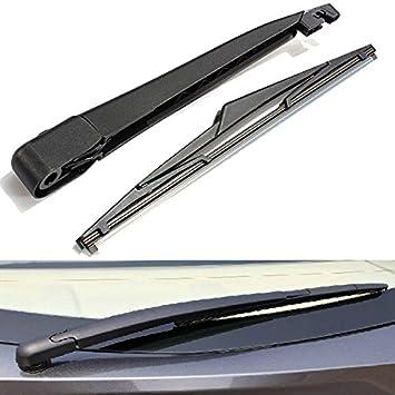 Coche Parabrisas Trasero Brazo del limpiaparabrisas y Blade para Ford Fiesta MK6: Amazon.es: Coche y moto
