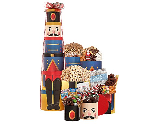 Nutcracker Grand Assortment by Wine Country Gift Baskets