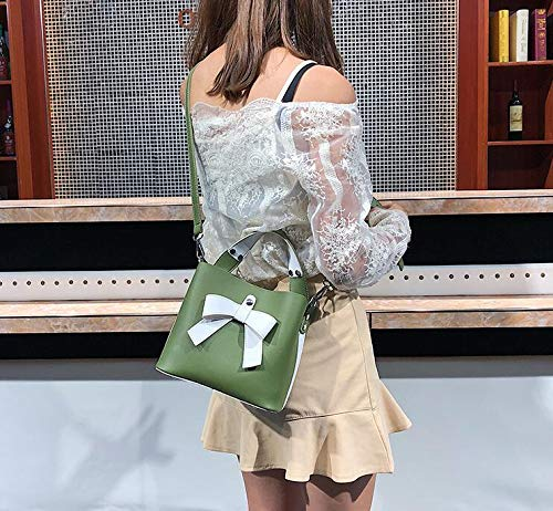 Sac Fashion à GSHGA Sacs Diagonal bandoulière bandoulière bandoulière à à Main Green Sac à TYw0qF