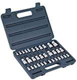 Best Cooper Tools Supply Drive Socket Sets - Vim Tools TMS34PF Torx Master Set 34 PC Review