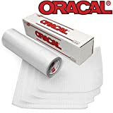Arts & Crafts : Oracal Clear Transfer Tape Roll 12 Inch x 6 Feet