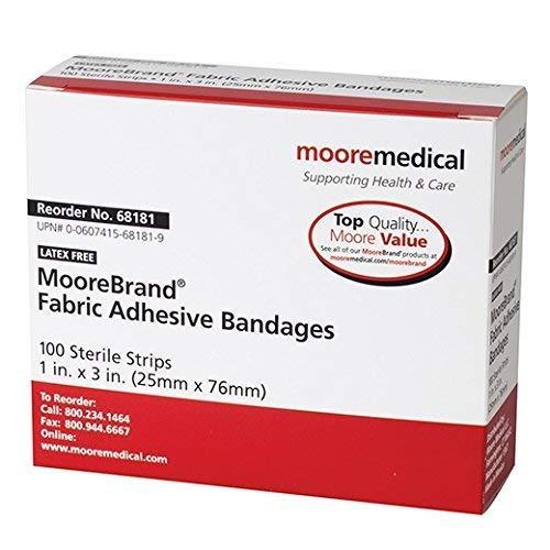 Moore Medical Adhesive Bandages 3/8