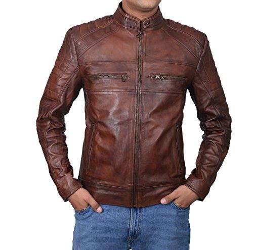 Inc Leather Jacket - 3
