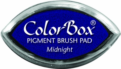 (CLEARSNAP ColorBox Pigment Cat's Eye Inkpad, Midnight)