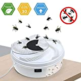 LENKA Electric Fly Trap Device - USB Powered Fly Catcher - Fly Insect Killer for IndoorOutdoor Use