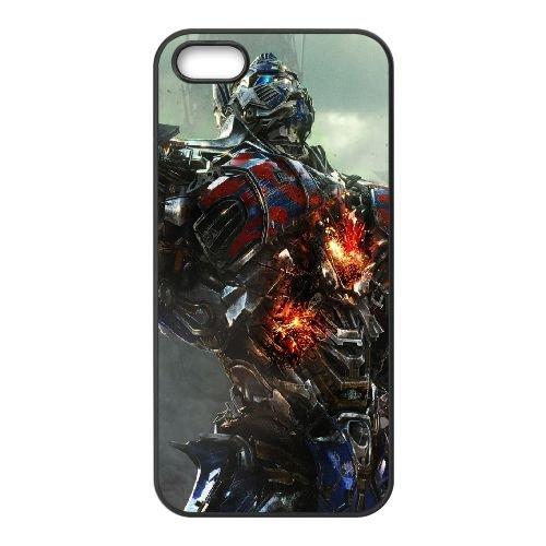 901Transformers Age Of Extinction L coque iPhone 5 5S cellulaire cas coque de téléphone cas téléphone cellulaire noir couvercle EOKXLLNCD21252