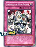 Upper Deck YuGiOh Duelist Pack Yugi Common Stronghold the Moving Fortress DPYG-EN030