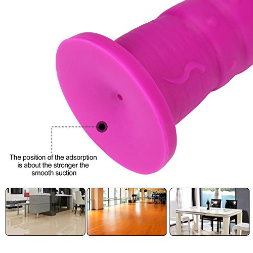 Swexy 6.5 Inches Liquid Silicone Realistic Dildo with Suction Base Safe and Environmental Protection Adult Toy