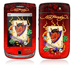 MusicSkins, MS-EDHY20199, Ed Hardy - Joker , BlackBerry Torch (9800), Skin by icecream design