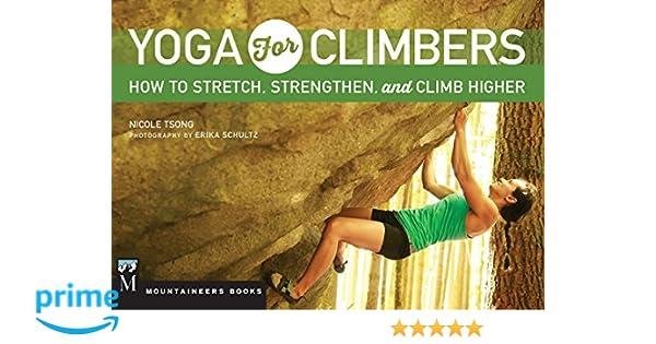 yoga for climbers book